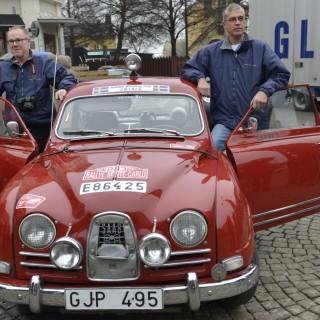 Med Saab tvåtakt mot Monte Carlo!