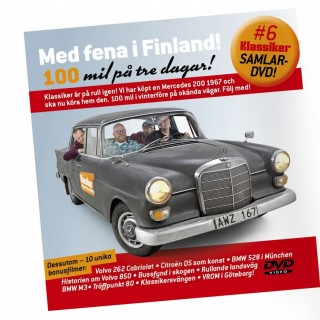 DVD på köpet med nya Klassiker!