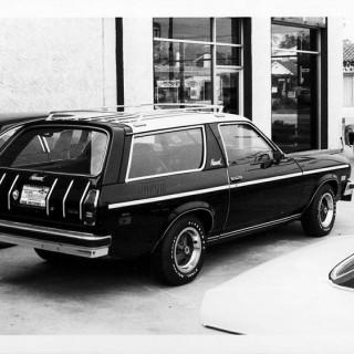 Grattis Chevrolet Vega!