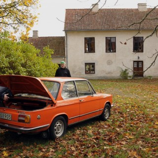 Klassikers gamla BMW på auktion