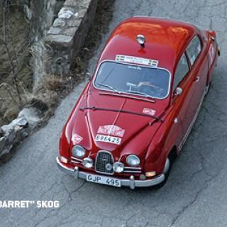 Med Saab mot Monte Carlo