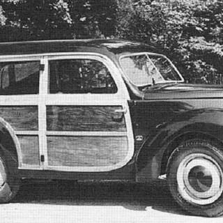 Rädda en Ford Taunus