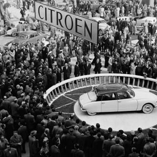 Citroën ID/DS 1956–1975 – Flyt i tillvaron!