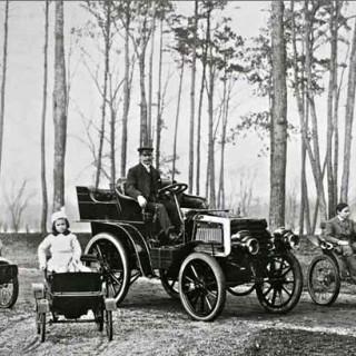 Pionjären bakom ratten