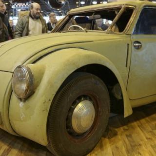 Pegaso, Bugatti – och Renault 16!