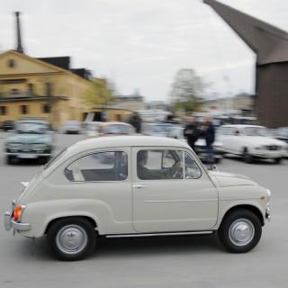 Se vår Saab husbil på Frukostklubben Norrköping!