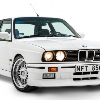 BMW E30 - en mångsidig bil!