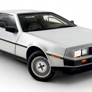DeLorean nytillverkas?