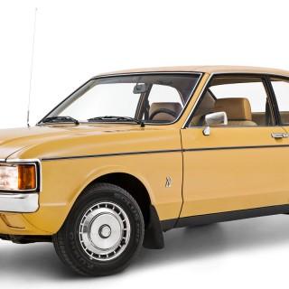 Nya Ford Granada för 1972