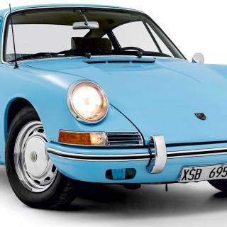 Porsche 912 – undangömd i 40 år!