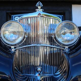Fina bilar under klubban i Danmark