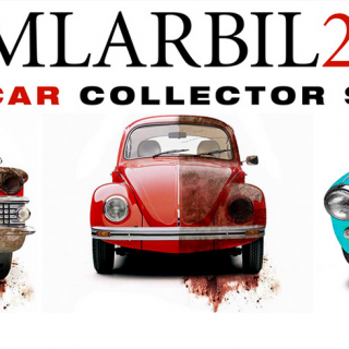 Auktion på Samlarbil2016!