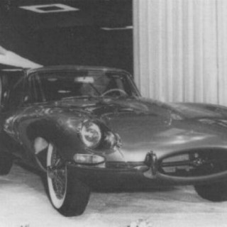Jaguar E-Type återföds i Growler