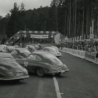 Bakom kulisserna hos Porsche