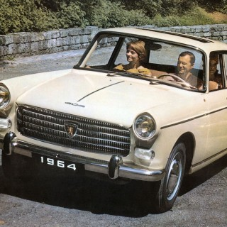 Fabriksrea hos Peugeot!