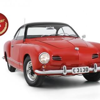 Grattis Volkswagen Karmann-Ghia!