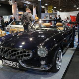 Volvoville – P1800 som cabriolet