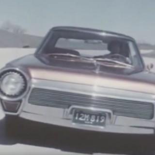 Chryslern som försvann i djupet