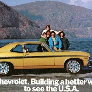 Grattis Chevrolet Nova!