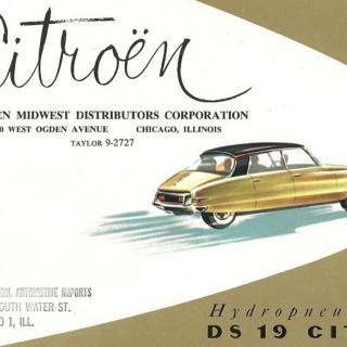 Kandidat #2 Citroën DS21