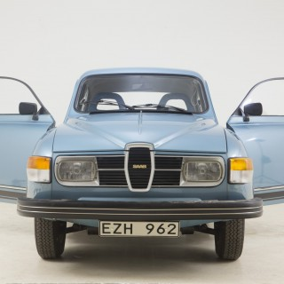 Är Saab 96 Monte Carlo 850 Årets Klassiker?