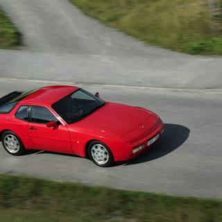 Film: Porschen som äter Ferrari till lunch