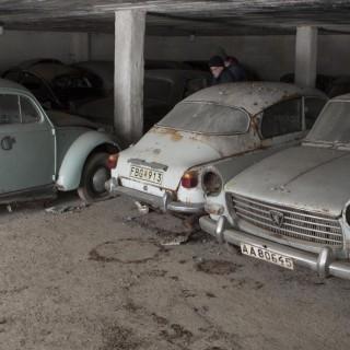 VW-fynd i egen samling!