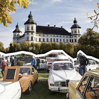 Motorhistoriska Marknaden till Skokloster!