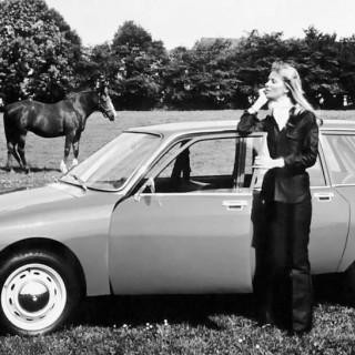 Citroën GS 50 år!