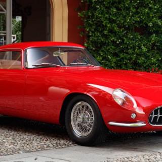 Cardinal och Corvette