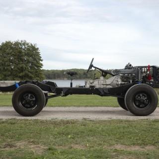 Range Rover testas till vältningsgränsen!