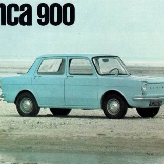 En Simca i karantän 1961