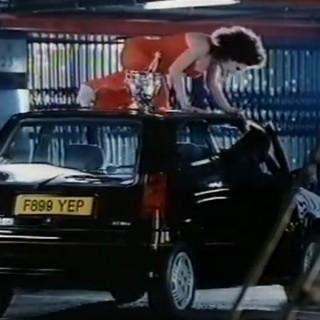 Oanvänd Volvo på auktion
