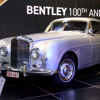 Quiz: Tio frågor om Bentley