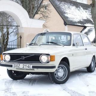 Volvo på auktion