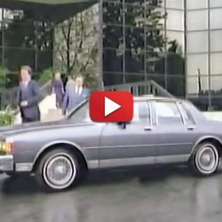 Grattis Chevrolet Caprice!