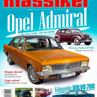 Grattis Opel Admiral!