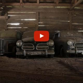 Volvo Amazon – Bilen hela dagen