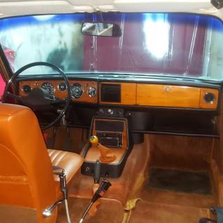 Triumph Continental kit
