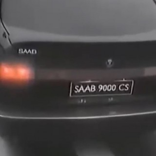 Saab Nine Thousand