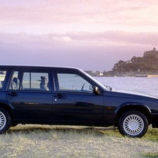 Tjugo år sedan den sista Volvo 940 tillverkades