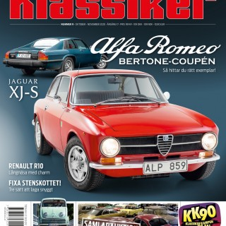 Specialutgåva – Alfa Romeo!