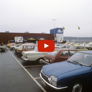 På bilspaning 1975