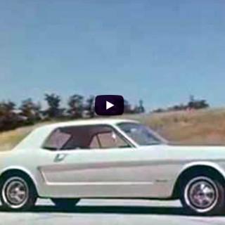 Grattis Ford Mustang!