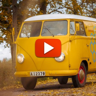 Volkswagen Buss T2: General bussig