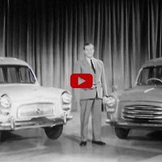 Ford Transit - The supervan!