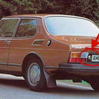 Saabfabriken i Finland tog fram en udda lösning för att komma undan oljekrisen under 1970-talet. Bilarna fick ett extra tanklock för att fylla på terpentin eller motorfotogen.