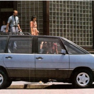 Renault på utflykt