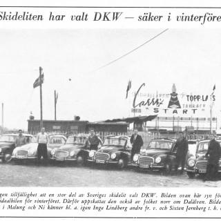Eldriven DKW på Samlarbil 2017!