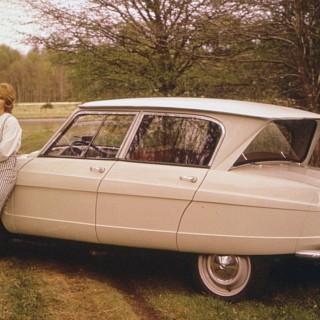 Citroën DS i USA